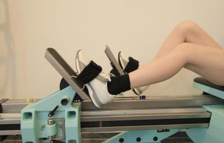Isokinetik Test- und Trainingsstation in geschlossener Kette