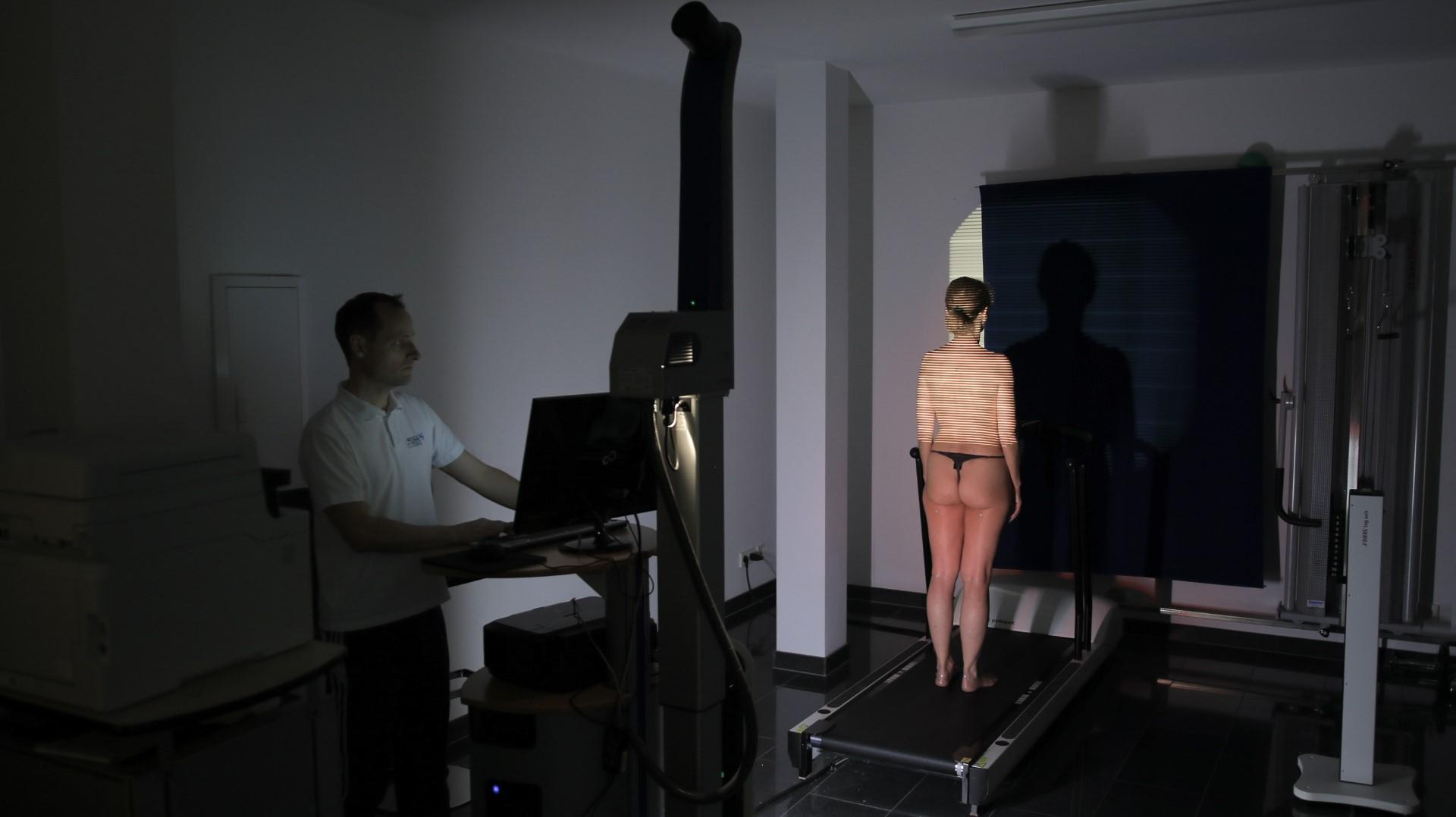 Medico Vital Center Check-up-Analyse und Physikalische und apparative Medizin 4D-Gang-Analyse und -Diagnostik