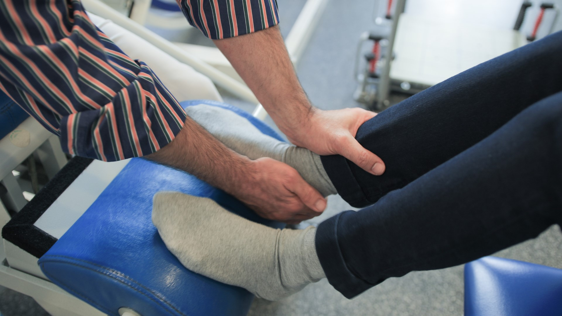 Physikalische und apparative Medizin - Biomechanische Stimulation (BMS) (Vibrationssystem)