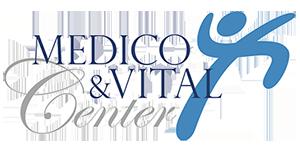 Medico & Vital Center Logo
